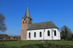 Misschien wel het mooiste kerkje van Hardenberg en verre omstreken