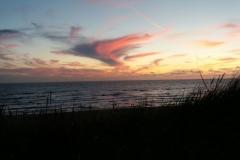 Spel van lucht, wind, zee en kleur